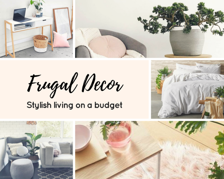 Frugal Decor